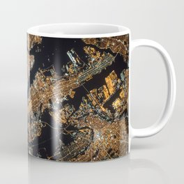New York City Lights Coffee Mug