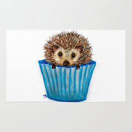 Prickle Muffin Rug