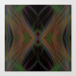 Tieline #1 Canvas Print