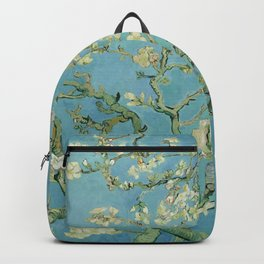 "Vincent van Gogh ""Almond Blossoms"" Backpack"