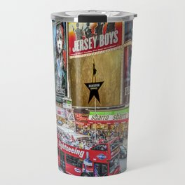Times Square II Travel Mug