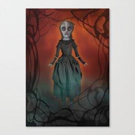 Lubimia Bloodmer  Canvas Print