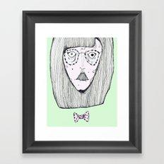 Scour  Framed Art Print