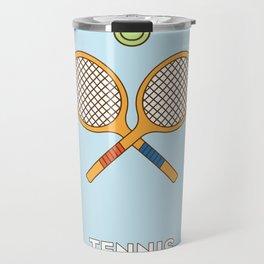 I am the sport! part3 tennis Travel Mug