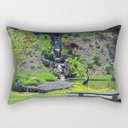 The Passage of Time Rectangular Pillow