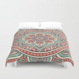 Batik Style 10 Duvet Cover