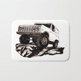 Bronco Rock Crawler Bath Mat