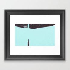 Greylock Island Framed Art Print