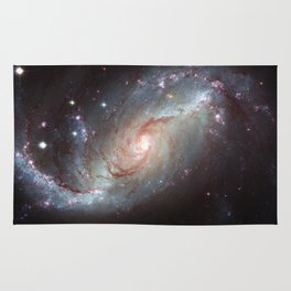 Barred spiral galaxy Rug