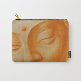 Siddharta Gautama oranje Carry-All Pouch