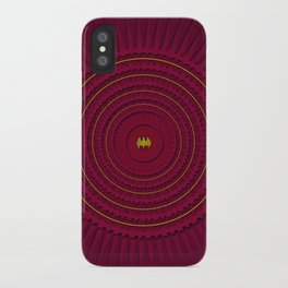 Ring of Bats iPhone Case