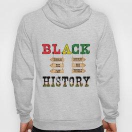 Black History Month African American Black Pride Shirt Light Hoody