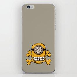 Skull minion iPhone Skin