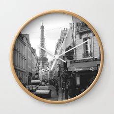 Rue St Dominique Wall Clock