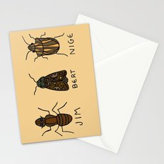 bugs. Stationery Cards