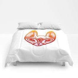 Foxy - Warmer Palette Comforters