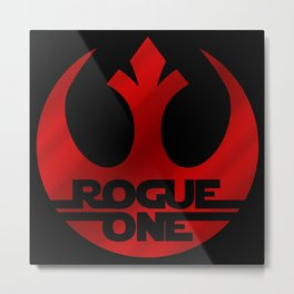 Rogue Alliance Metal Print