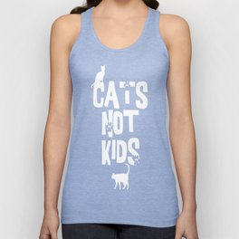 Cats Not Kids 2 Unisex Tank Top