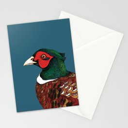 Woodland Pheasant  Stationery Cards