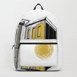 The Yellow Neighbourhood Backpack