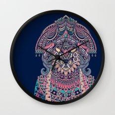 Queen of Solitude Wall Clock