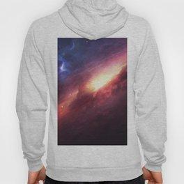 Dark galaxy Hoody