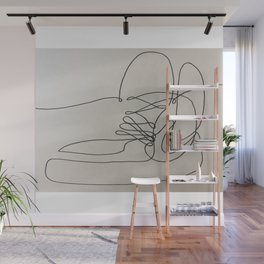 Line of Sight Wall Mural