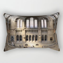 The Room of History Rectangular Pillow