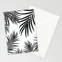 Palm Leaves Pattern Summer Vibes #2 #tropical #decor #art #society6 Stationery Cards