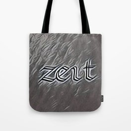 Zeit (Time) Tote Bag