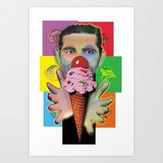 Cone Art Print
