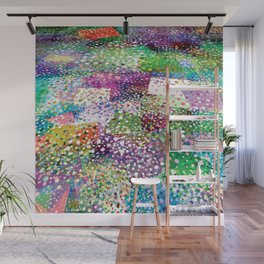 Rainbow Terra Firma Wall Mural