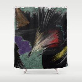 Free As A Bird Shower Curtain