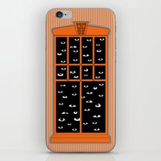 curious-2 iPhone Skin