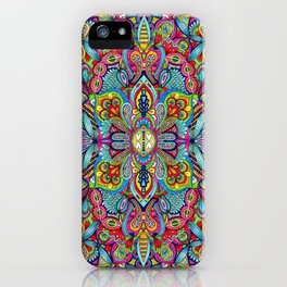 Full of dreams iPhone Case