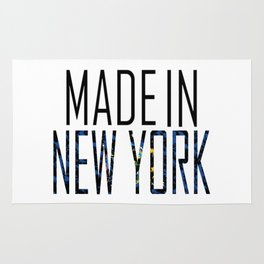 Made In New York Rug
