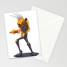 Punk-kin Stationery Cards
