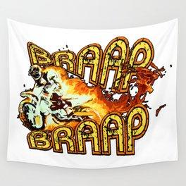BRAAAP BRAAAP Wall Tapestry