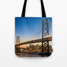 San Francisco 02 - USA Tote Bag