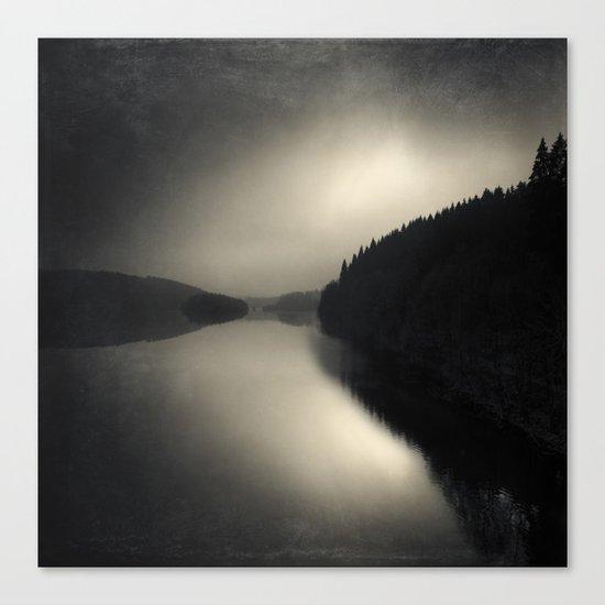 Treacherous Waters Canvas Print