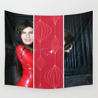 sexy Wall Tapestries featuring Sexy  by ACUN