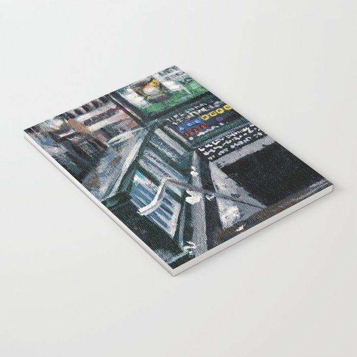 New York City Subway Notebook