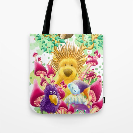 The guardian of nature Tote Bag