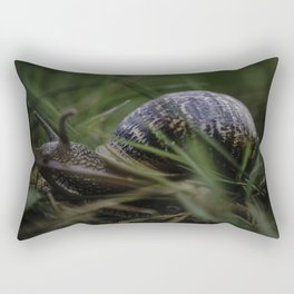 Home is where you park it! Rectangular Pillow