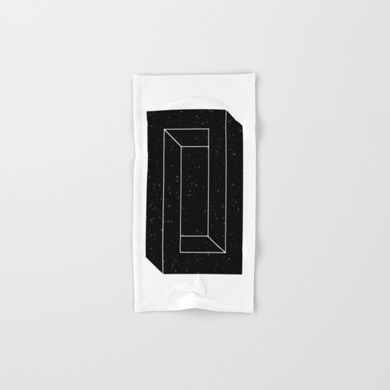 Impossible Space II Hand & Bath Towel