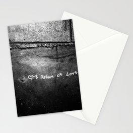New York City I Dream of Love Stationery Cards