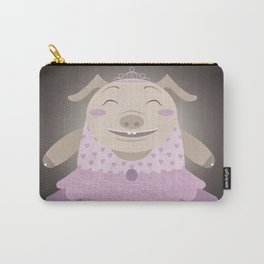 Dancing pig Carry-All Pouch