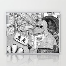 The End is Nigh Laptop & iPad Skin