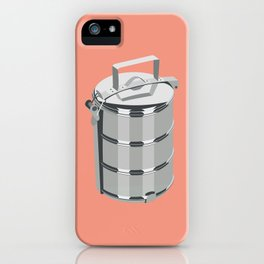 Tiffin Carrier iPhone Case