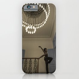 Dance all Night, Sleep all Day iPhone Case
